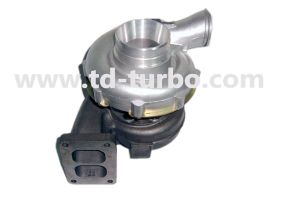 Genuine Turbo For — H2D 3526008 VOLVO
