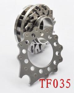 Genuine Turbo For –TF035 VNT