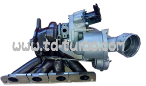 Genuine Turbo – For 53039880123 Audi Car K03
