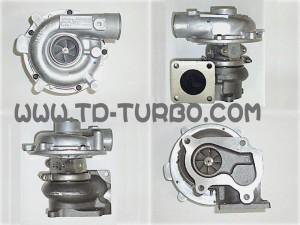 Genuine Turbo-For 897212 8423 4JG2L VE420041 ISUZU