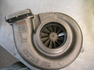 Geuine Turbo – Holset H1C 3522778 6BT Turbo, 6BTA 5.9L Cummins